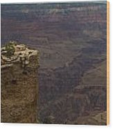 The Grandest Of Canyons Wood Print