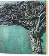 The Greenman Wood Print