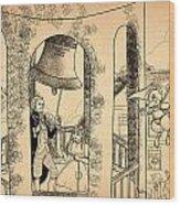 The Liberty Bell Wood Print