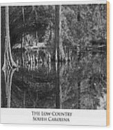 The Low Country Wood Print