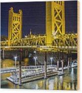 The Tower Bridge Wood Print