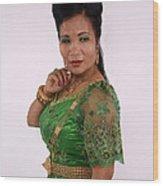 Thongsok Sovan Wood Print