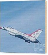 Thunderbird Wood Print