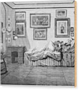 Thurlow Weed (1797-1882) Wood Print