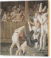 Tiepologiovanni Domenico 1727-1804 Wood Print