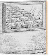 New Yorker May 12th, 2008 Wood Print