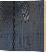U S S  -  Alabama Wood Print
