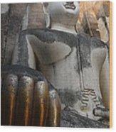 Wat Si Chum Wood Print