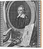 William Harvey (1578-1657) Wood Print