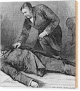 William Henry Vanderbilt (1821-1885) Wood Print