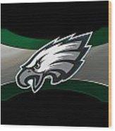 Philadelphia Eagles Wood Print