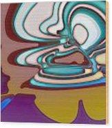 2001043 Wood Print