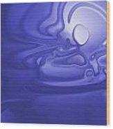 2001058 Wood Print