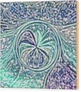 2002069 Wood Print