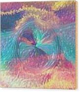 2002079 Wood Print