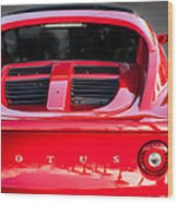 2006 Lotus Elise -0046c Wood Print
