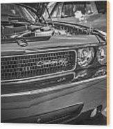 2008 Dodge Challenger  Wood Print