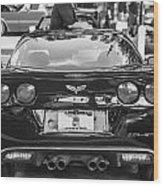 2010 Chevrolet Corvette Grand Sport Wood Print