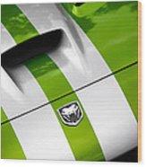 2010 Dodge Viper Srt10 Wood Print