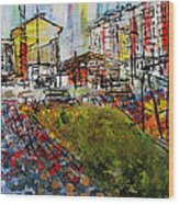 2012 111 Lukavica Wood Print