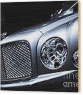 2012 Bentley Mulsanne Wood Print