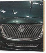 2013 Jaguar Xj Range - 5d20263 Wood Print