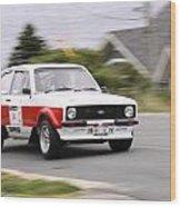 2013 Targa Flatrock Car 54 Wood Print