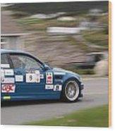 2013 Targa Flatrock Car 9 Wood Print