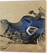 2013 Triumph Trophy Wood Print