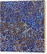 2014 32 Starry Shema Wood Print
