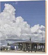 201409090-032 Cameron-county-park-pavilion 2x3 Wood Print
