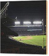 2016 World Series  - Cleveland Indians Wood Print