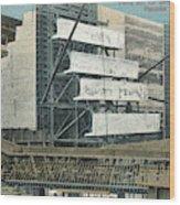 Panama Canal, C1910 Wood Print