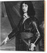 Charles II (1630-1685) Wood Print