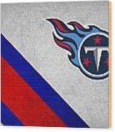 Tennessee Titans Wood Print