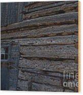 224 Wood Print