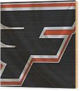 Philadelphia Flyers Wood Print