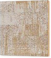 Turkish Carpet Wood Print
