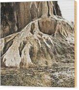 Yellowstone Wood Print