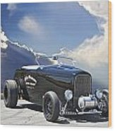 1932 Ford Roadster Wood Print