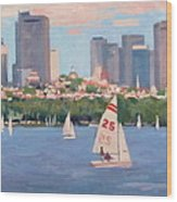 25 On The Charles Wood Print