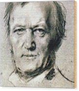 Richard Wagner (1813-1883) Wood Print