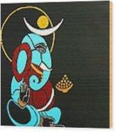 25 Varadavinayaka Ganesh Wood Print