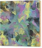 250a Wood Print