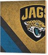 Jacksonville Jaguars Wood Print by Joe Hamilton