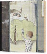 New Yorker January 29th, 2007 Wood Print