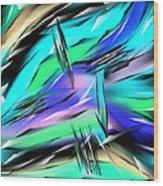 269a Wood Print