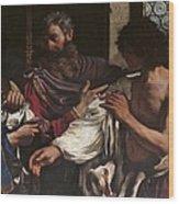 Italy, Lazio, Rome, Borghese Gallery Wood Print