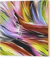 270a Wood Print