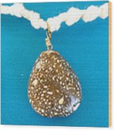 Aphrodite Urania Necklace Wood Print